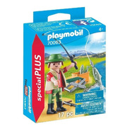 Playmobil Pescador 70063 Special Plus Muñeco Ink Edu Full