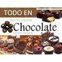 Todo Chocolate, Bombones, Recetas, Galletas, Brownies, Torta