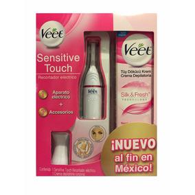 Veet Sensitive Touch Recortador Electrico +7 Accesor+crema