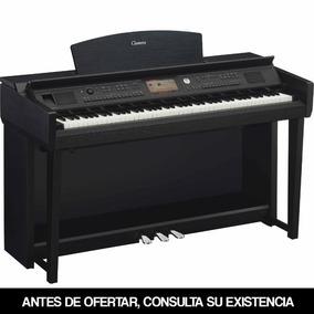Piano Clavinova Cvp Ncvp705b Intermedio Negro Mate