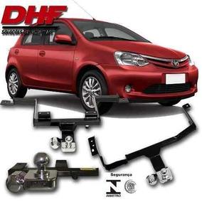Engate Reboque Toyota Etios Hatch 2012 2013 2014 15 Inmetro