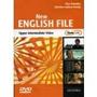 Dvd New English File Upper- Intermediate Dvd 2rd Edition