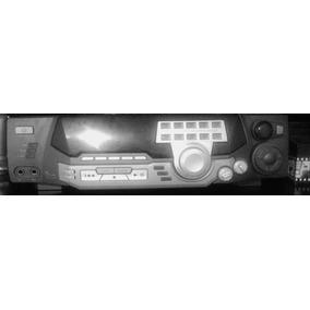 Videoke Raf Vmp3700+cartuchos E Microsystem Aiwa Nsx-s559