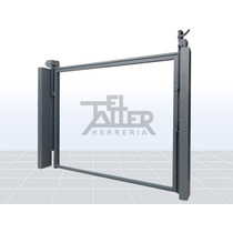 Bastidor Para Porton Levadizo , Para Madera Aluminio, Vidrio