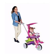 Triciclo Para Passeio Bebe Carrinho Criança