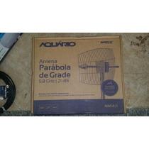 Antena Parabolica Grade 5.8 Ghz 21 Dbis Mm-5821