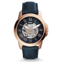 Reloj Fossil Automático Grant Me3102 - Nuevo