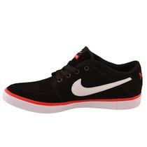 Nike Suketo Low Suede Zapatillas Urbanas Negras 646591-016