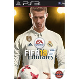 Juego Fifa 18 Digital Ps3 Latino