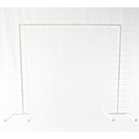 Estrutura P/balão+varão P/cortina Telas P/126balão Mod: Pe H