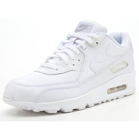 zapatillas nike air max blancas