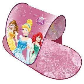 Tenda Gazebo Barraca Infantil Para Praia Disney Princesas Ba