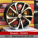 Rines 16 5/100 Deportivos Jetta Corolla Prius (4 Rines)