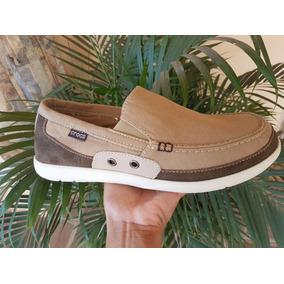 Crocs Mocasines Walu Model, Nuevos Originales Manabi