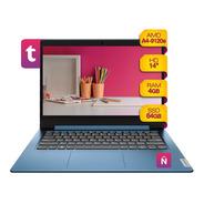 Notebook Lenovo Ideapad Slim 14p Amd A4 4gb 64gb Windows 10