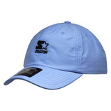Boné Starter Aba Curva Strapback Mini Logo Azul Claro Dad Ha 3877e3e4745