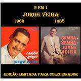 Cd 2 Lps Em 1 Cd - Jorge Veiga - 1963 & 1965