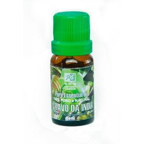 Óleo Essencial De Cravo Da Índia 100% Natural (10ml) Rhr