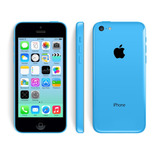 Apple Iphone 5c 8gb A1532 100% Original 8mp A6 Azul Novo