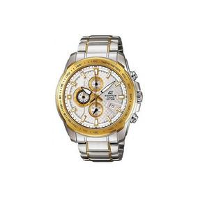 ef943463cc6 Relogio Casio Ef 563sg Dourado - Relógios De Pulso no Mercado Livre ...