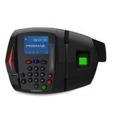 Relógio Ponto C/ Leitor Biométrico Prisma Henry C/ Software