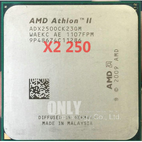 Amd Athlon Ii X2 250 3.0ghz Am3 Dual Core