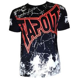 Camiseta Camisa Jiu Jitsu Muay Thai Mma Tapout Bad Boy Venum