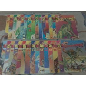 Coleção Dinossauros - Fascículos (1993)