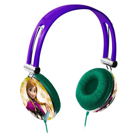 Fone De Ouvido Frozen Headphone Anna Ph131 - Multilaser