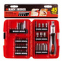 Kit Atornillador Black And Decker 45 Pz Cod. 71-937la C/caja