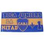 Boca Juniors Hermosas Banderas La Mitad + 1! Original