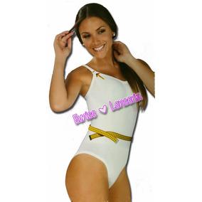 Faja Body Siluette 5014 Corte Frances Top Colores Fashion