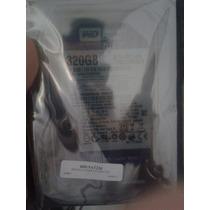 Disco Duro Western Digital Caviarblue 320 Gb Sata Wd3200aajs