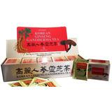 Té Ginseng Korean+ganoderma Energizante Autoprotector Natur
