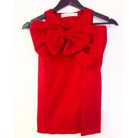 Hermosa Vestido Rojo Niña Talla 3-4 Diseñador Aldicci