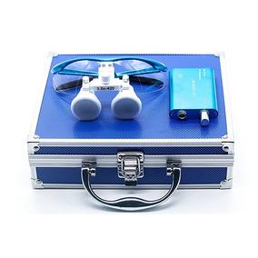 Nskr Hps Quirúrgica Dental Lupas Binoculares 3.5x420mm Con L