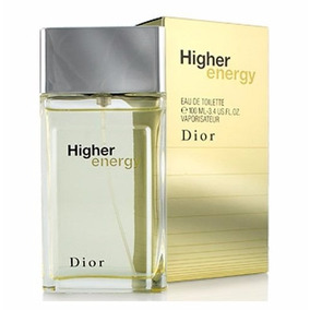 Perfume Dior Higher Energy Caballero 100ml -- 100% Original