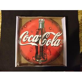 Lindo Relogio De Parede Coca-cola - Na Caixa (1)