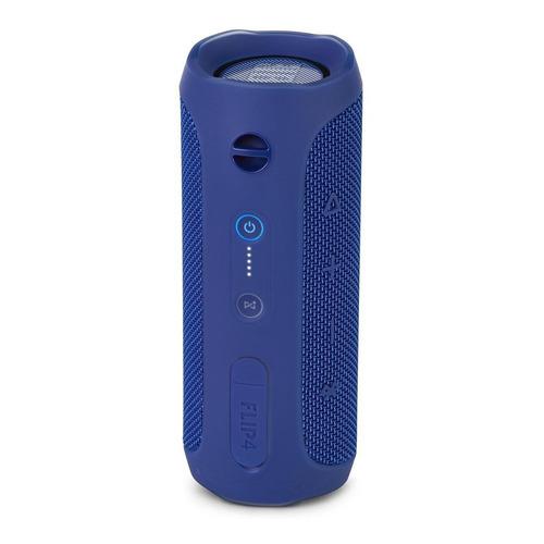 Parlante JBL Flip 4 portátil inalámbrico Blue