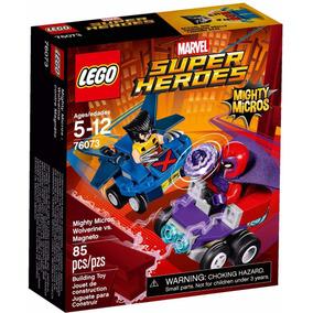 Lego Super Heroes - Mighty Micros - Wolverine Vs. Magneto