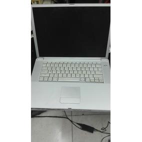 Lapto Mac Powerbookg4 Solo Para Repuesto