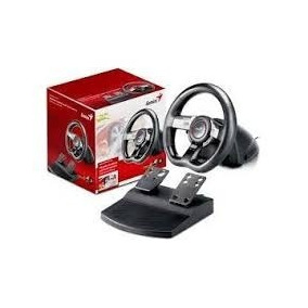Volante Con Pedales Speed Wheel 5 Pro Vibr. Pc Play3 Outlet