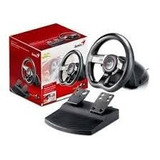 Volante C/ Pedales Speed Wheel 5 Pro Vibr. Pc Win10 Outlet
