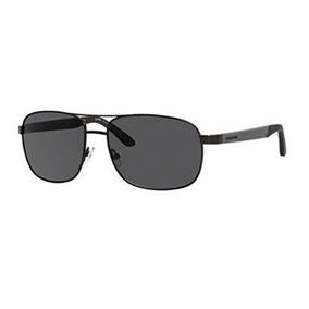 c67861ff49 Carrera Hombre Ca8014s Polarizado Rectangular Gafas De Sol,. RM  (Metropolitana) · Carrera 8005 / S Sunglass-1g0p Gunmetal (lente Polarizada  G