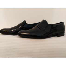Zara-etiqueta Negra-key Biscayne.-zapatos Cuero Florsheim