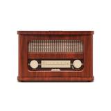 Rádio Vintage Antigo Retrô Golden Fm Bluetooth E Bateria