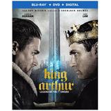 Blu-ray + Dvd King Arthur / El Rey Arturo (2017)