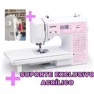 Máquina De Costura Sq 9100 + Suporte Exclusivo