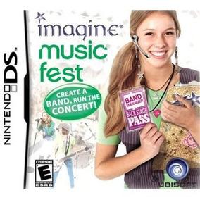 Imagine Music Fest Nintendo Ds