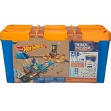 Pista Hot Wheels Track Builder System Con 250 Pzs *